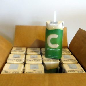 Drink C!   CoconutoilShop.co.nz   C Coconut Water is 100% Organic, from the young coconut nut to you!