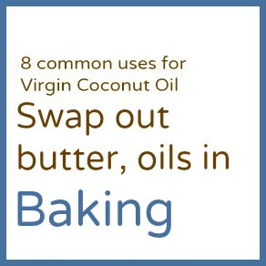 Swap out | Learn about Virgin Coconut Oil
