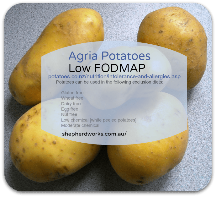 Agria Potatoes and Facts