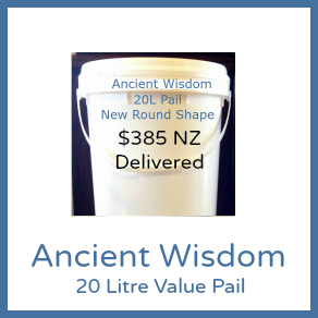 20L Value Pail Ancient Wisdom