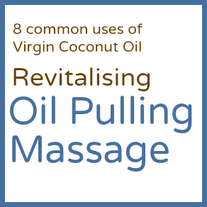 Coconut Oil Shop | 8 Common Uses - Oil Pulling, Massage