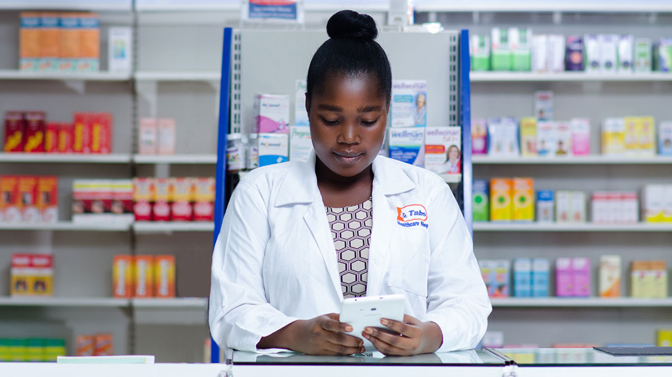 mPharma's mission is to increase patient access to high quality medications.