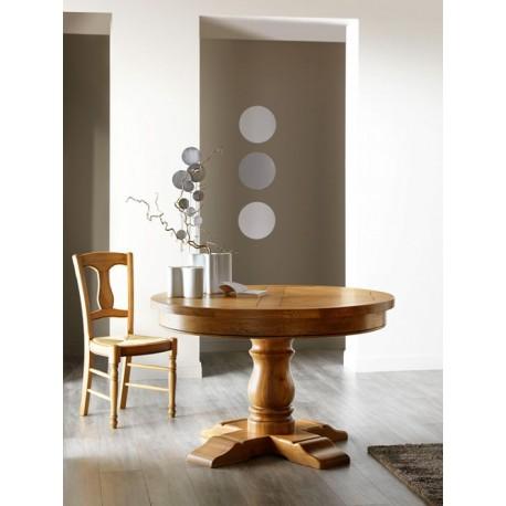 table ronde ou ovale monastere mercier