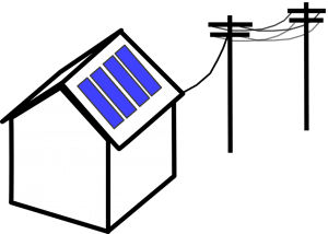 Construire une maison avec des panneaux solaires