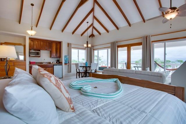 Honeymoon Suite at Coco Plum Island Resort