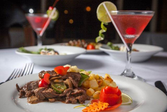 Belize All InclBelize All Inclusive Resort Dining sive Resort
