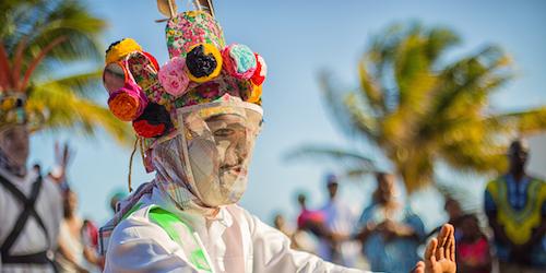 Jankunu Christmas Festival
