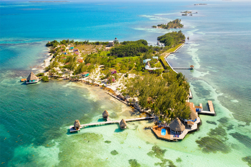 Best Summer Island Getaway in Belize
