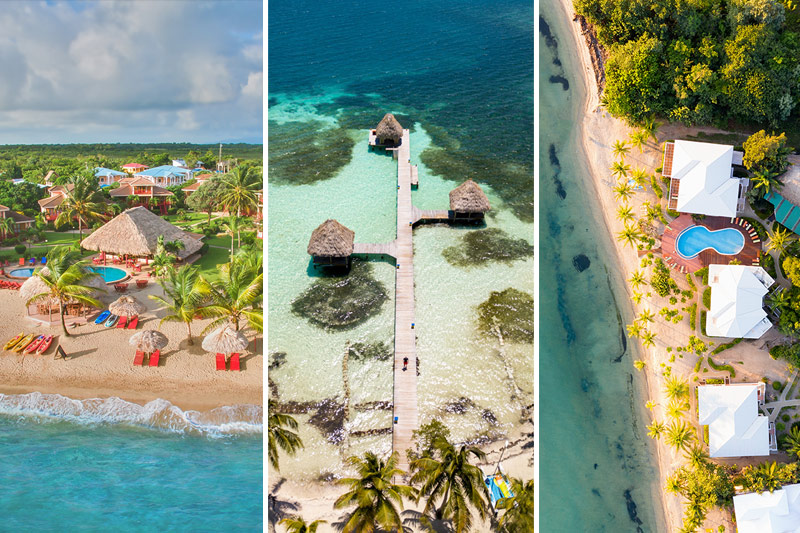 belize jungle and island vacations
