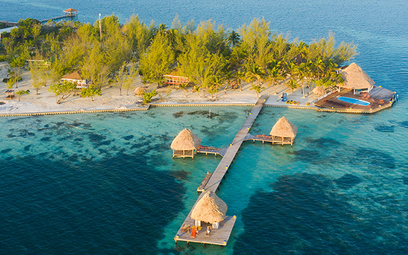 This Incredible Belize Private Island Is the Ultimate Bucket List Vacation