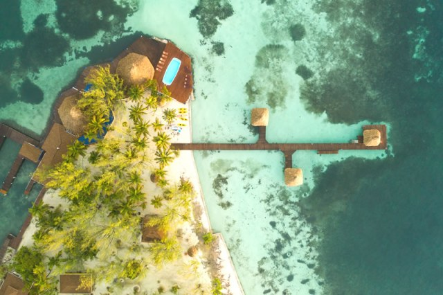 Tropical Social Distancing Belize Vacation Packages
