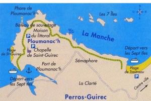 Sentier des Douarniers