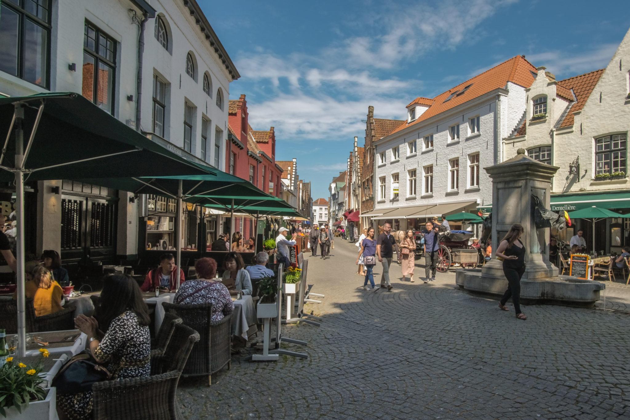 Brügge - Altstadt
