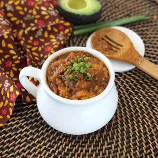 Instant Pot Pumpkin Chili
