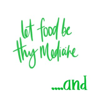 Food. Is It Really Thy Medicine?