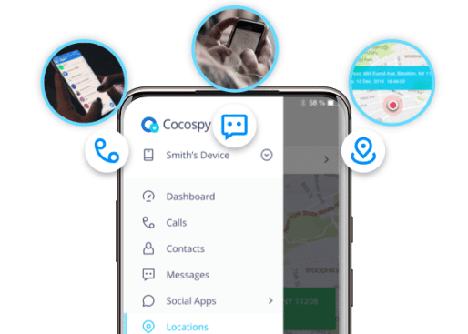Cocospy: the most trustworthy iPhone spy solution