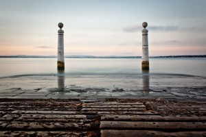 Quay of Pillars