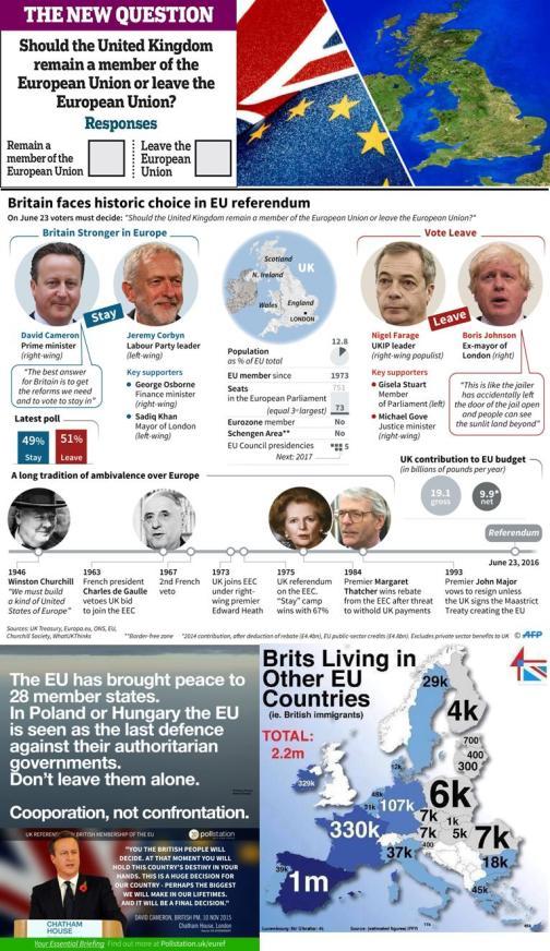 BRExit Referendum Real News