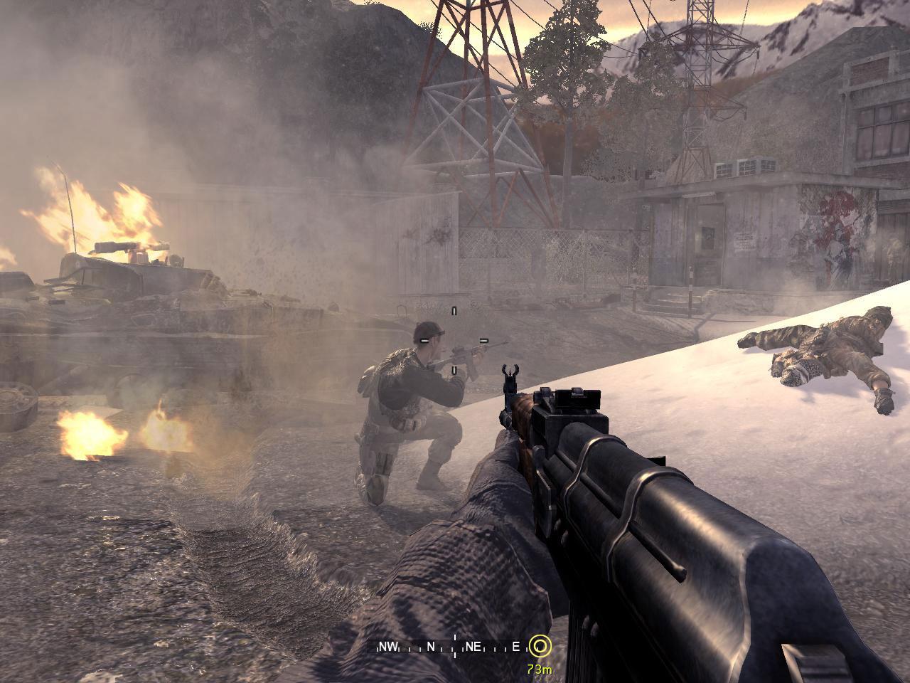 CoD4 Central CoD4 Screenshots Modern Warfare Remastered