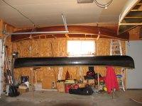 Hang Canoe From Garage Ceiling | Taraba Home Review