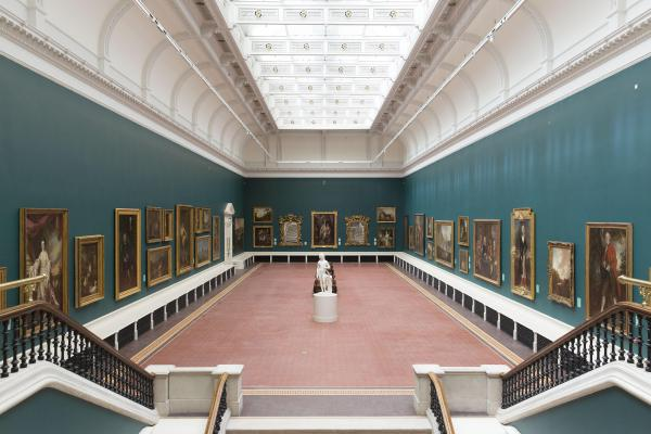 National Of Ireland Reopened With Vermeer And Masters Genre Painting - Codart