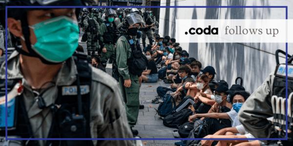 'A political virus': China's aid diplomacy and crackdown on Hong Kong protests - Coda Story