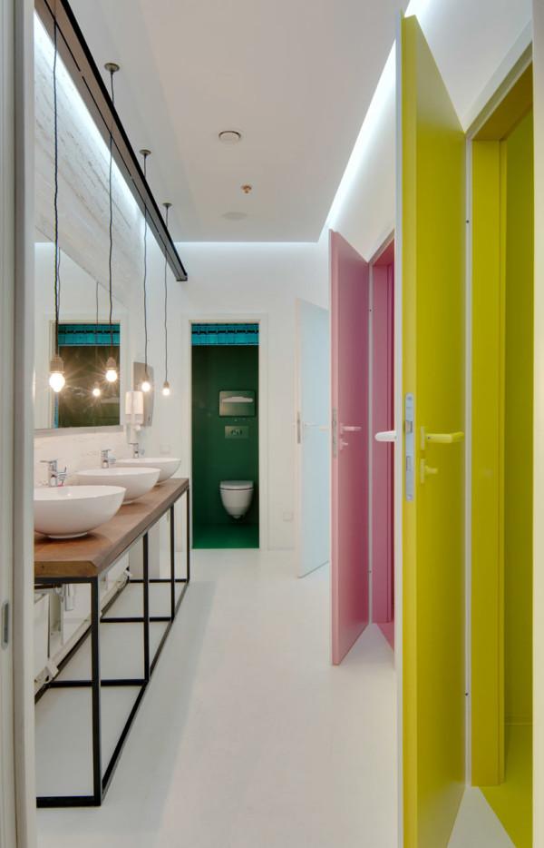 The Creativity of Gender Neutral Bathrooms  Coddington Design