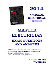 Tom Henrys Electrical Books and Study Guides