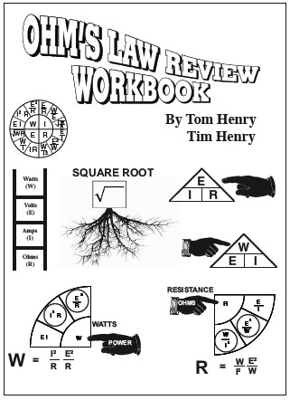 Ohm's Law Review Workbook