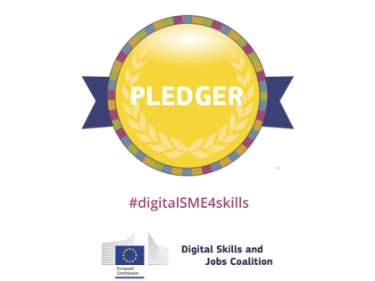 Code Runners becomes a pledger for the European Digital Skills and Jobs Coalition
