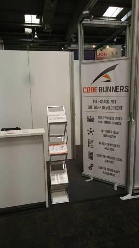 Code Runners at CEBIT 2018
