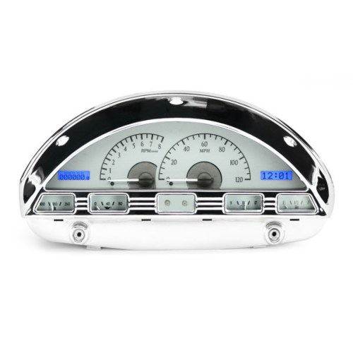 small resolution of 1956 ford pickup vhx gauge instruments dakota digital vhx 56f pu