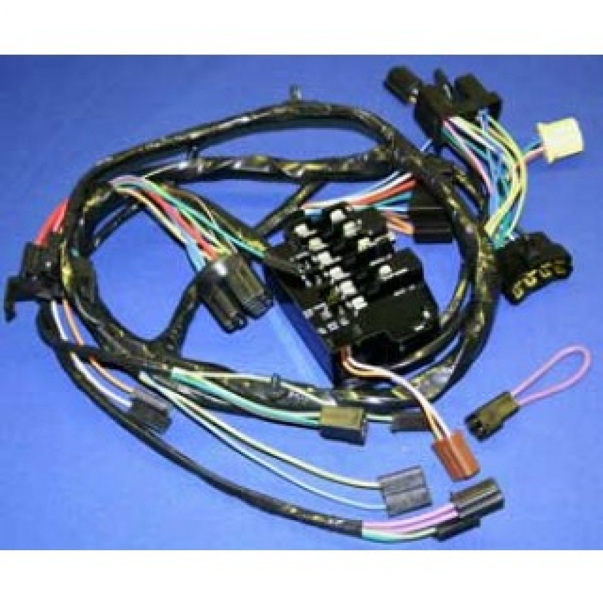 1969 chevy c10 heater wiring harness