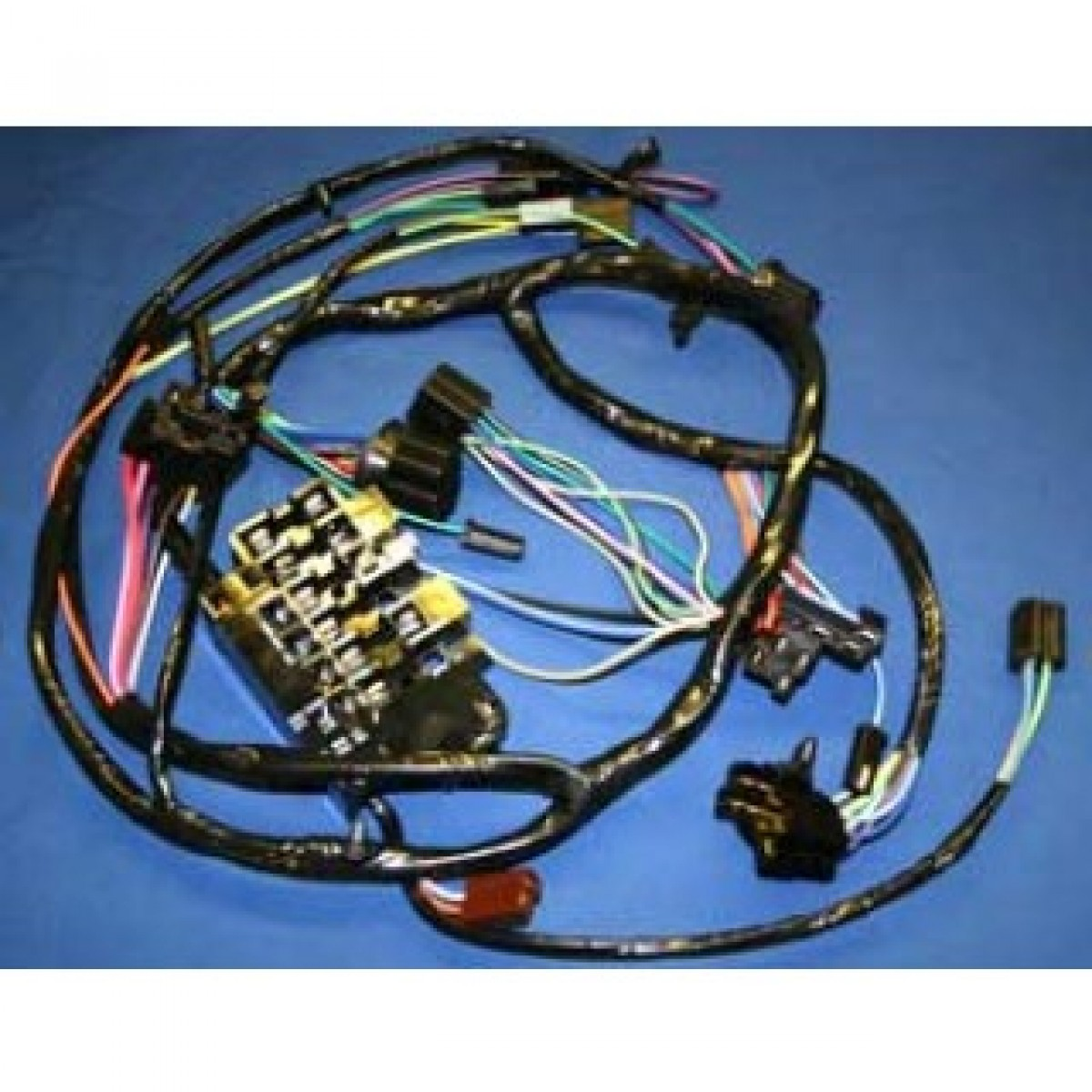 1964 chevy truck color wiring diagram 2013 passat tdi fuse the install doctor radio wire harness and colors ford