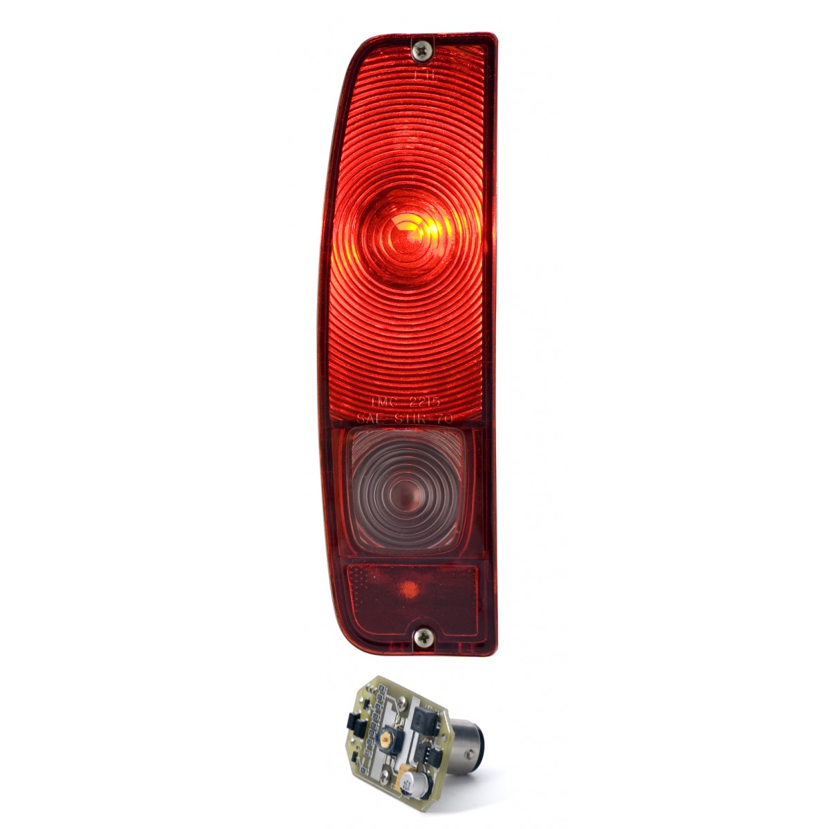 hight resolution of 1964 1972 ford pickup led tail lights dakota digital lat nr370ford truck tail light wiring