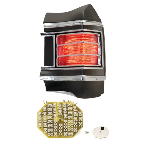 small resolution of 1967 chevy chevelle led tail lights dakota digital lat nr170 rh code510 com tail light wiring color code 2013 dodge tail light wiring diagram