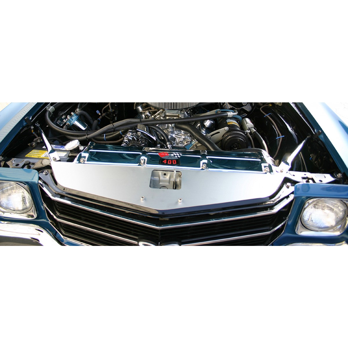 hight resolution of 1970 1972 el camino show panel radiator cover panel undercover rh code510 com 1969 el camino wiring diagram 1972 chevy nova wiring diagram