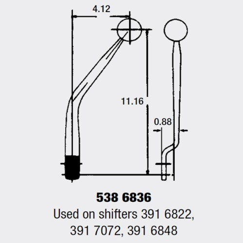 small resolution of manual shifter competition plus muncie 451 452 453 transmission