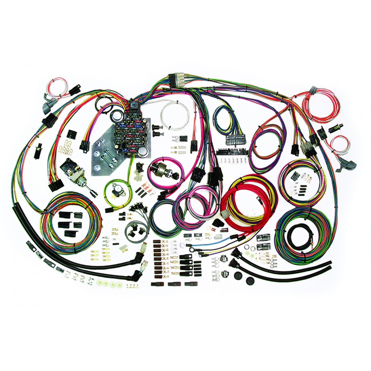 hight resolution of complete wiring harness kit 1947 1955 chevy truck