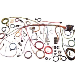 complete wiring harness kit 1969 ford mustang part 510177 [ 1200 x 1200 Pixel ]