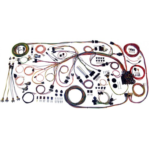 small resolution of 1959 1960 chevy impala wire harness complete wiring harness kit1960 chevrolet wiring harness 3