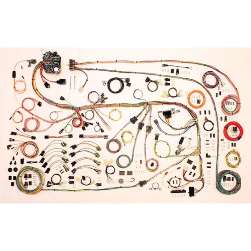 small resolution of complete wiring harness kit 1967 75 plymouth barracuda part 67 barracuda fuse box