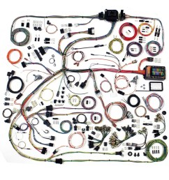 complete wiring harness kit 1967 75 plymouth roadrunnerplymouth wiring harness 2 [ 1200 x 1200 Pixel ]
