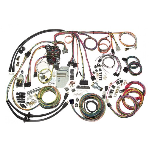 small resolution of complete wiring harness kit 1955 1956 chevy tri five belair part 56 chevy bel air wiring harness source wiring diagram