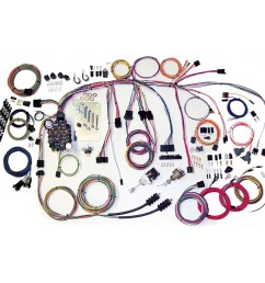 complete wiring harness kit 1960 1966 chevy truck part 500560 [ 1200 x 1200 Pixel ]