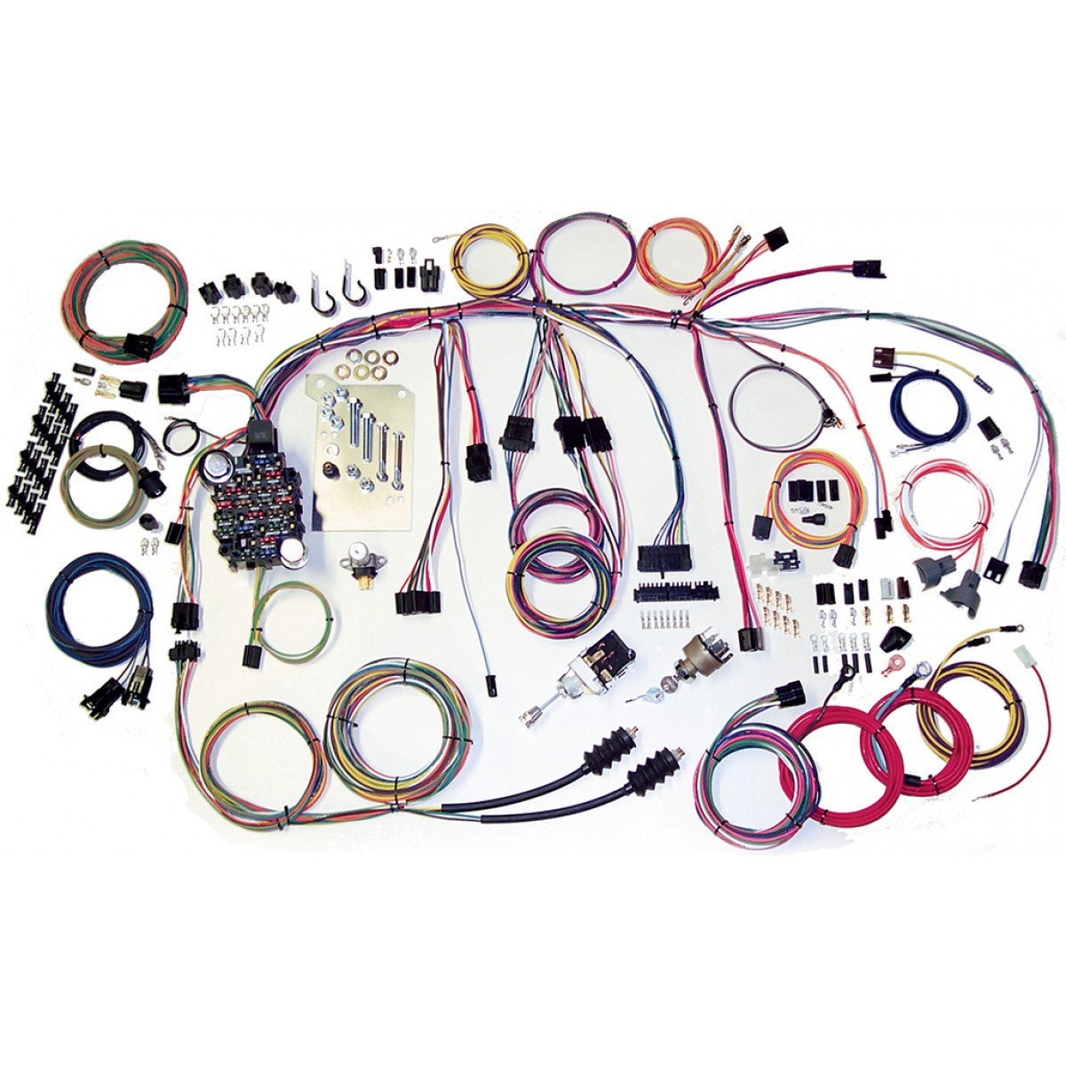 hight resolution of chevy c10 wiring harness complete wiring harness kit 1960 1966 chevy wiring schematics chevy truck wiring harness