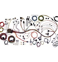 complete wiring harness kit 1967 1968 chevy truck c10 part 510333 [ 1200 x 1200 Pixel ]