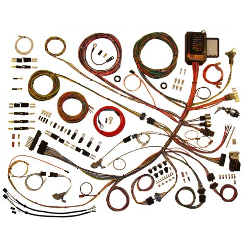 small resolution of 1953 1956 ford f100 wiring harness complete wiring harness kit 63 ford f100 56 ford f100 wiring