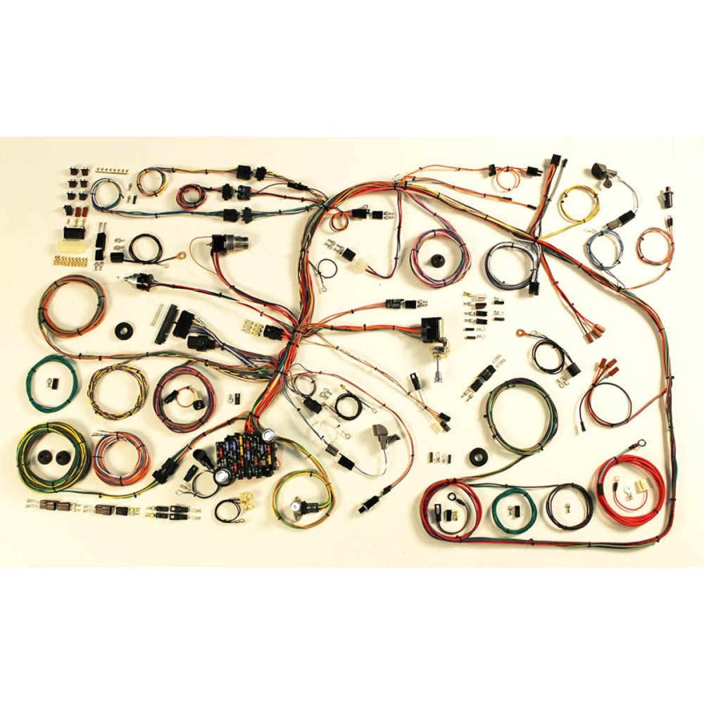 medium resolution of 1967 1972 ford f100 complete wiring harness kit 1967 1972 ford 1972 ford f100 alternator wiring harness 1972 ford f100 wiring harness