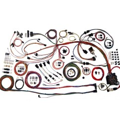 complete wiring harness kit 1968 1969 chevelle part 510158 [ 1200 x 1200 Pixel ]